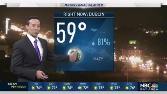 Rob Mayeda's Friday Forecast