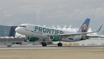 Frontier Airlines Adds New Nonstop Flights From San Jose