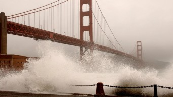 Possible 20-Foot Waves Trigger High Surf Advisory