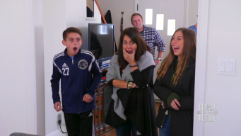 Full Episode: Unused Basement Transformed Into Family Space