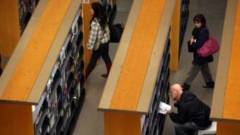 San Francisco Public Library Eliminates Overdue Fines