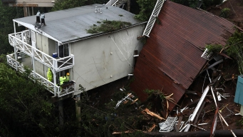 Sausalito Mudslide Survivor at a Loss in Recovery