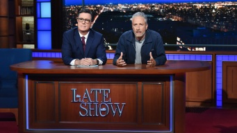 Jon Stewart Slams McConnell Over 9/11 Bill on 'Colbert'