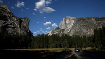 Fire in Yosemite National Park Forces Wawona Evacuation