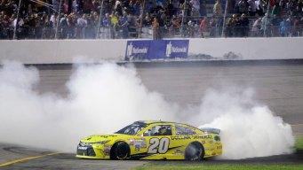 Kenseth Grabs 4th Win Before NASCAR Playoffs Begin