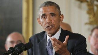 Obama Vetoes Bill to Repeal Signature Health Care Law