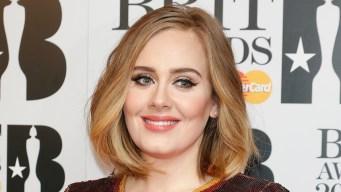 Adele's Hilarious Reaction After Song Lyrics Flub