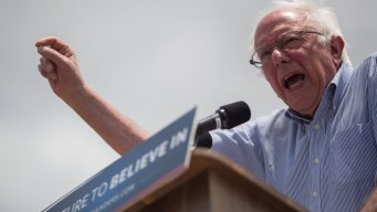 Sanders to Hold Rally in Southern Calif.
