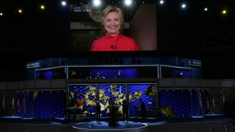 Bay Area Excited to Watch Clinton Make History at DNC