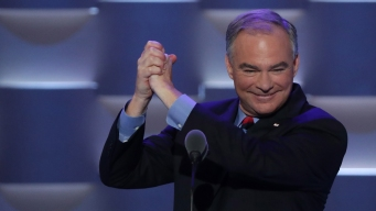 Fact-Checking Claims Made By Kaine, Brown