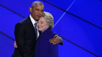 DNC Day 3 Top Moments: Obama Backs Clinton, Knocks Trump