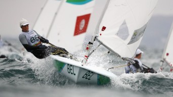 Belgian Olympic Sailor Falls Ill