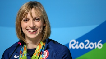 Ledecky Passes Up Millions For College Experience