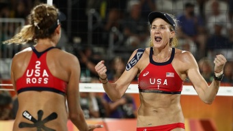 'I'm a Big Girl': Kerri Walsh Jennings