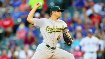 Madson Blows Save, Rangers Walk off on A's