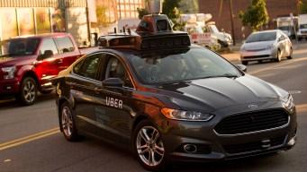 Uber Self-Driving Car Caught on Camera Running Red Light