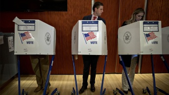 Eric Trump Tweets, Then Deletes Election Day Ballot Photo