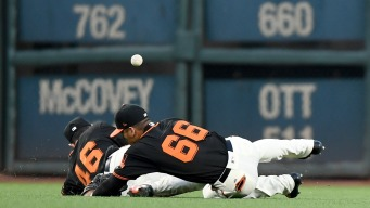 Bullpen Implodes, Giants Crushed by Padres