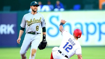 Casilla Blows Late Lead, Rangers Walk Off on A's
