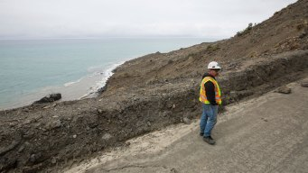 Caltrans Eyes End of July for Reopening Highway 1 in Big Sur