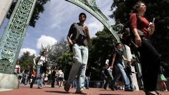 Rash of Auto Burglaries Hits UC Berkeley