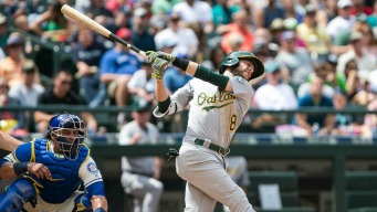 A's Stifled by King Felix, Drop First Half Finale to Mariner