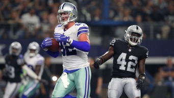 Carr Connects With Cooper, But Raiders Lose to Cowboys