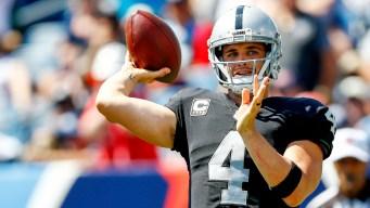 Carr, Tavecchio Lead Raiders to Season-Opening Win