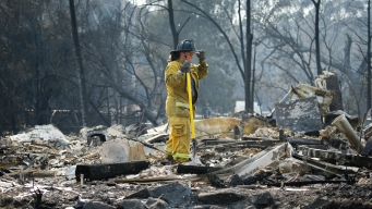 North Bay Wildfire Damage Contaminates Water for 13 Homes