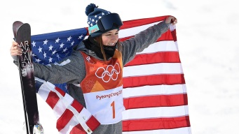 Carmel's Brita Sigourney Soars to Bronze in Women's Ski Halfpipe