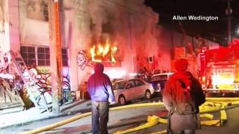 Ghost Ship Fire: One Year Later