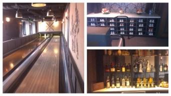 Bowling at AT&T Park's Gotham Club