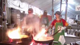 Gilroy Garlic Festival Comes to the Bay Area