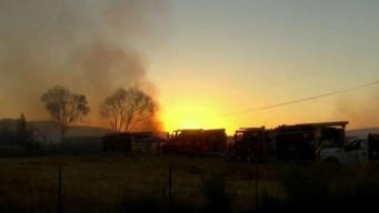 Heat and Fire Danger in Antioch