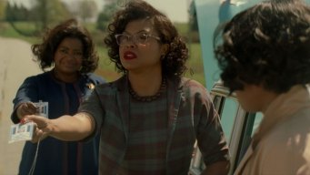 'Hidden Figures' to Screen for Free This Saturday