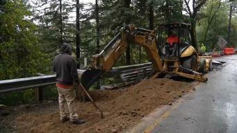 Road Repairs Won't Strand Residents in Santa Cruz Mountains