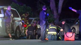 Hit-and-Run Driver Injures 3 in Santa Clara
