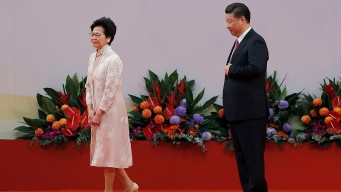 Analysis: China Blinks, But Divide From Hong Kong Remains