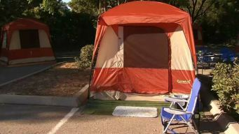 San Jose Homeless Camp Gets 6-Month Lease on City's Lot