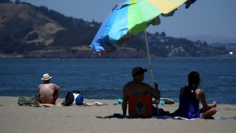 Midweek Heat Wave Bakes Bay Area With Widespread 90s, 100s