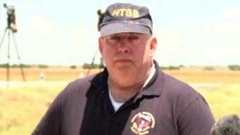 NTSB Official Discusses Texas Hot Air Balloon Crash