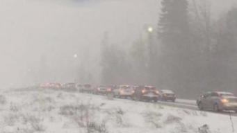 I-80 Shut Down in Sierra Due to Dangerous Conditions
