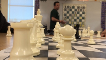 Chess Prodigy Returns To Teach Students About Game And Life