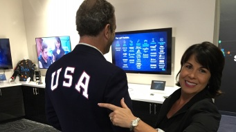Silicon Valley Tech on its Way to Olympic Opening Ceremony