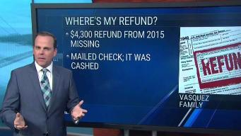 Bay Area Couple Never Received 2015 Tax Refund From IRS