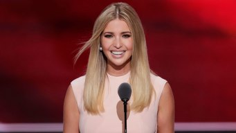 Ivanka Shows 'Softer Side' of Donald Trump at RNC