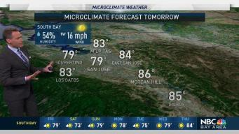 Jeff's Forecast: AM Fog and Brief Cooling Trend