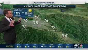 Jeff's Forecast: Beautiful Wednesday