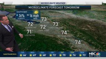 Jeff's Forecast: Feels Like Fall Tuesday