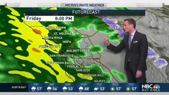 Jeff's Forecast: Flash Flood Watch